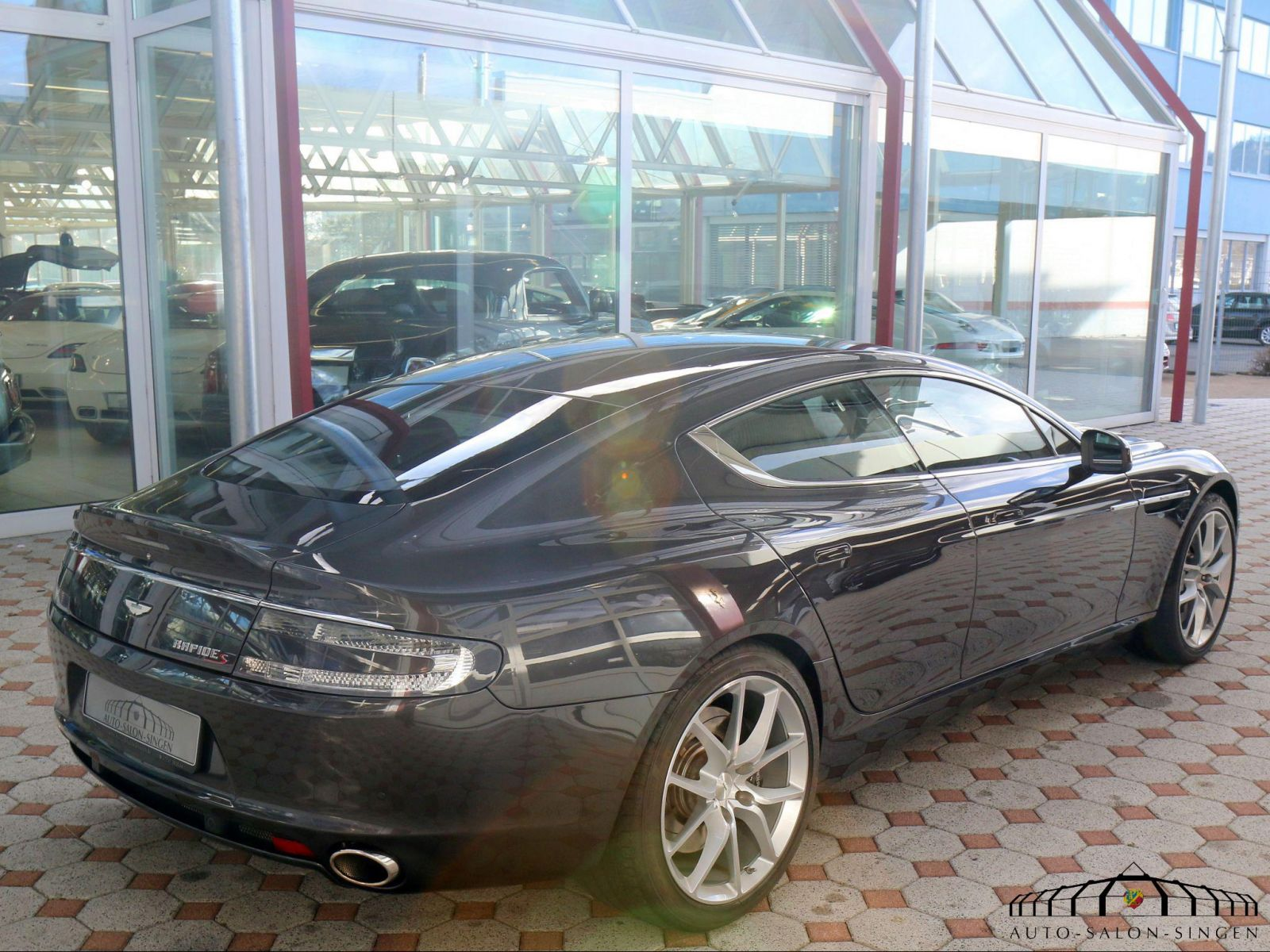 Aston Martin Rapide S Limousine Auto Salon Singen