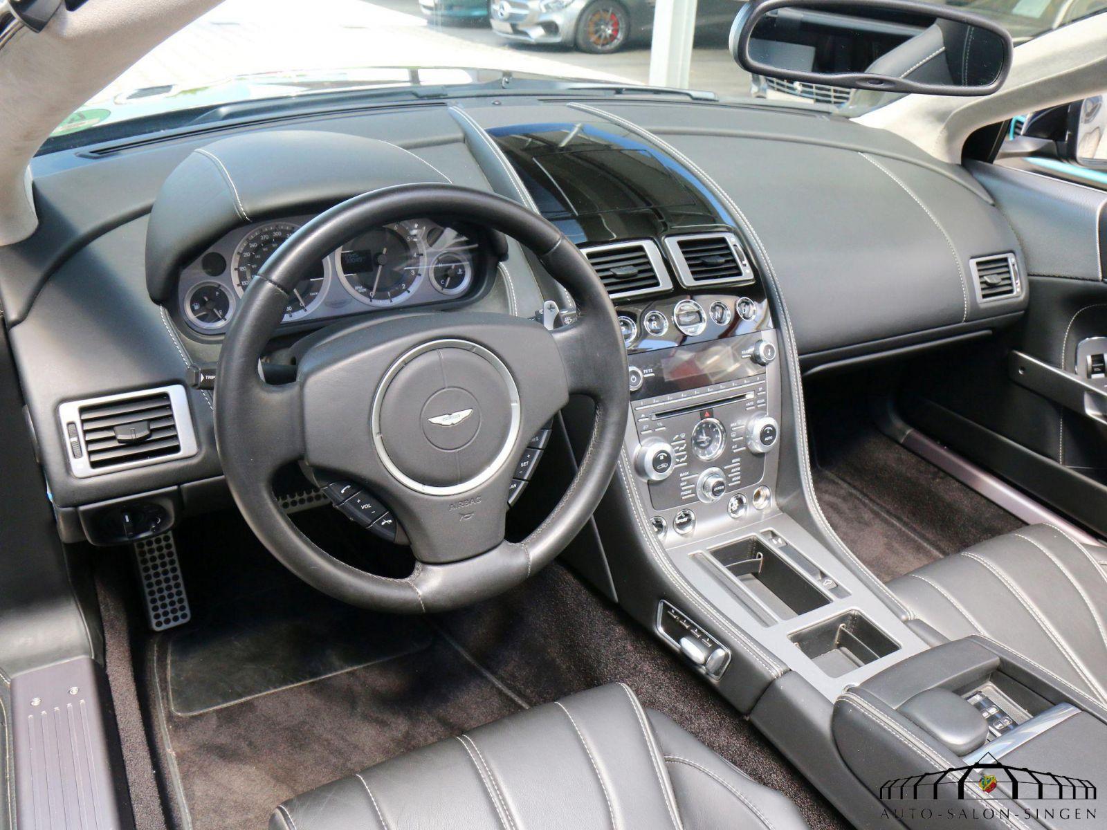 Aston Martin Db9 Volante Convertible Auto Salon Singen