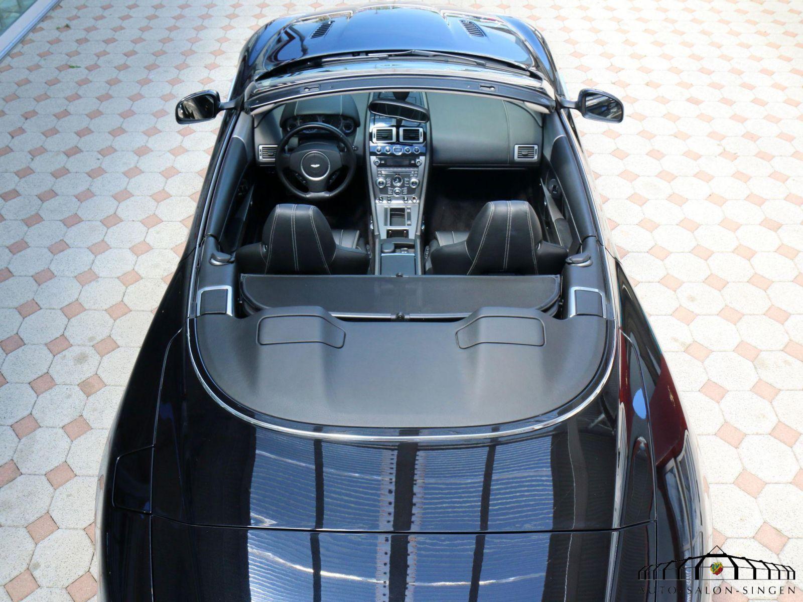 Aston Martin Auto Salon Singen
