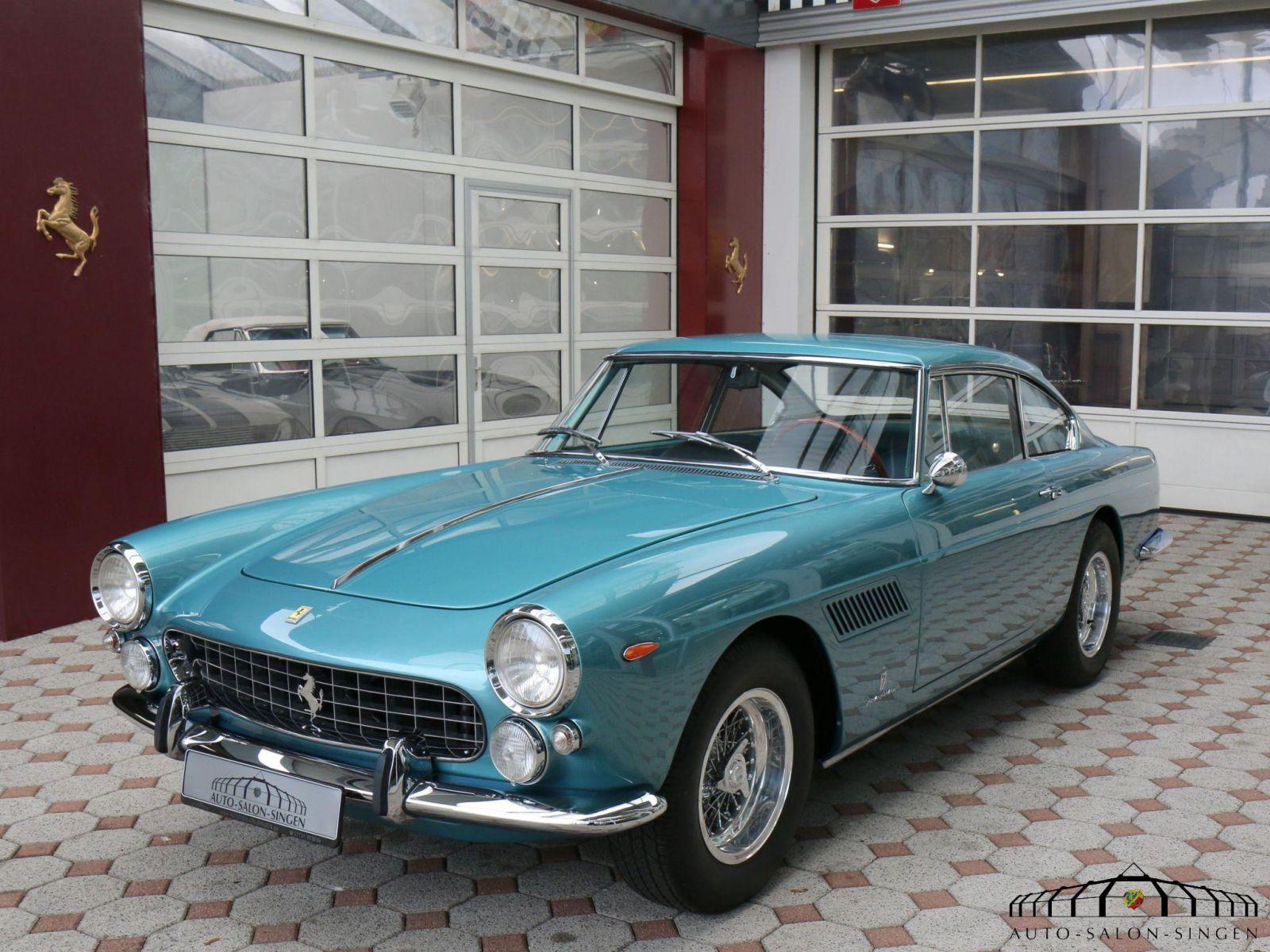Ferrari 250 Gt E 2 2 Coupé Auto Salon Singen